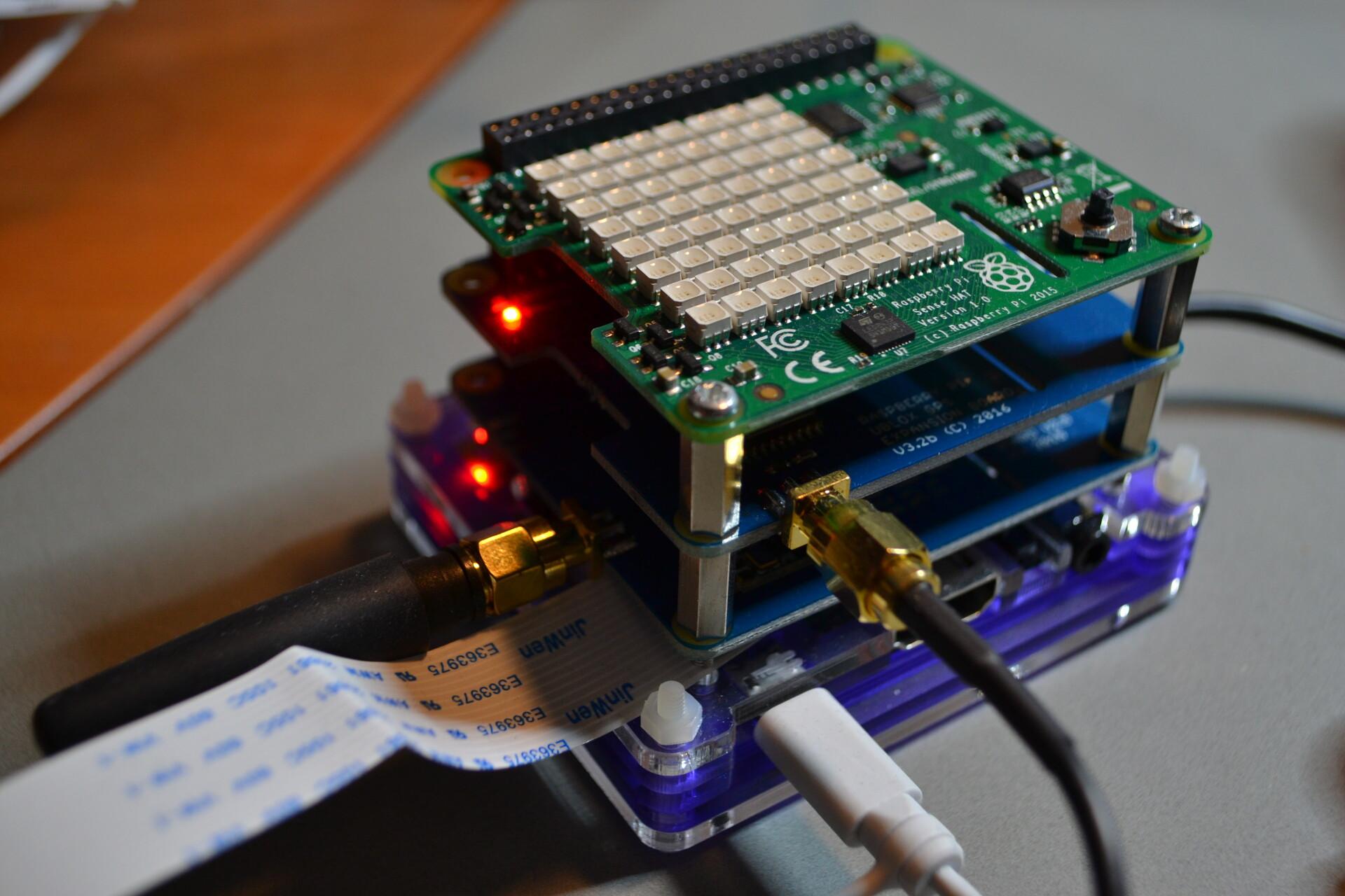 Building Raspberry Pi HAB radio tracker software (part 1